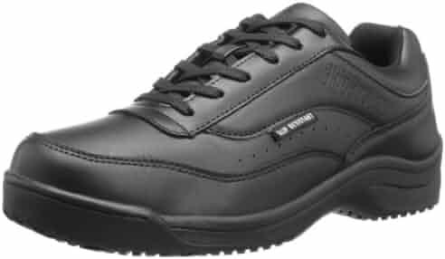 Skidbuster 5070 Men s Leather Slip Resistant Athletic Shoe 7b20488a4
