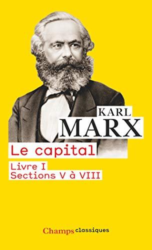 Le Capital Livre I [Pdf/ePub] eBook
