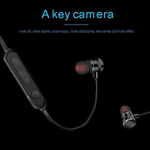 AGKupel Bluetooth Headphones, Magnetic Wireless Earbuds, Bluetooth Sports Earphones Headsets Earpieces Microphone Noise by AGKupel (Image #2)