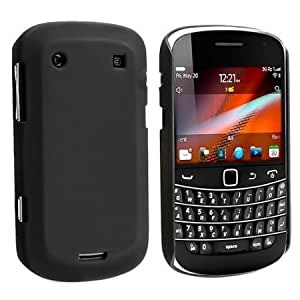 Quaroth - Aimo Wireless BB9900PCLP001 Rubber Essentials Slim and Durable Rubberized Case for BlackBerry Bold 9900/9930 -...
