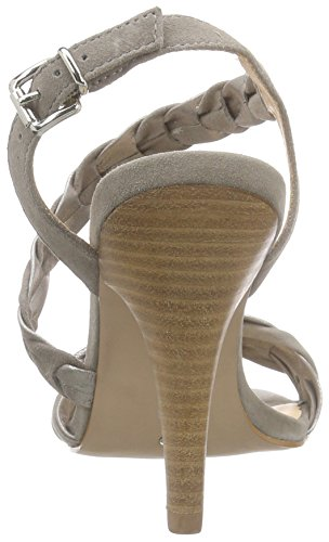 Primafila 42-75525, Women's Ankle Strap Sandals Grey - Grau (Mouse/Pied Terre)