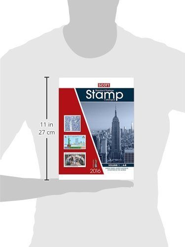 Scott Standard Postage Stamp Catalogue 2016: United States and Affiliated Territories United Nations: Countries of the World A-B (Scott Standard Postage Stamp Catalogue Vol 1 Us and Countries A-B)