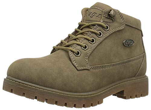 Lugz Women's Mantle Mid Fashion Boot, Minred Tan/Gum, 5.5 M US ()
