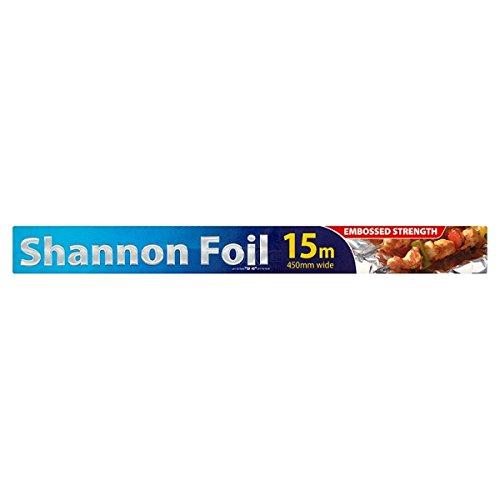 Shannon Foil 450mm x 15m