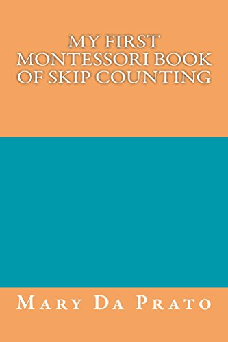 My First Montessori Book of Skip Counting