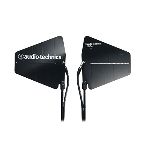 Audio-Technica ATW-A49 Pair of UHF Wide-Band Directional LPDA Antennas