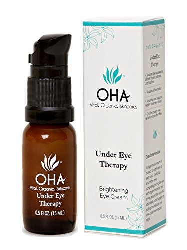 Under Eye Therapy OHA Vital Organic Skincare 15 ml Liquid