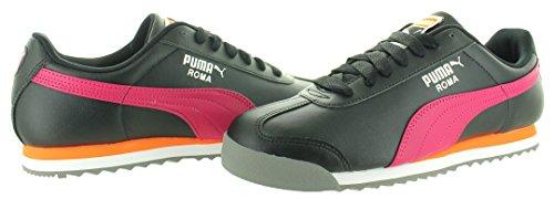 Puma Roma Basic Black Sneaker Men's Vivacious PUMA qFIPZ