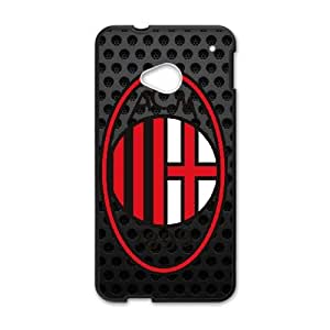 AC Milan HTC One M7 Cell Phone Case Black Phone cover T7415409