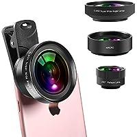 2019 Phone Camera Lens Kit, 0.45x Wide Angle...