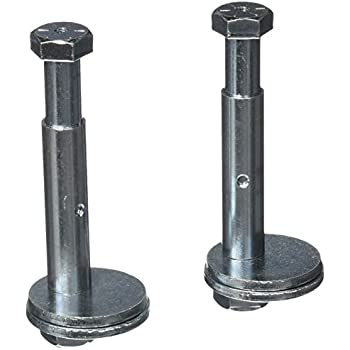Set of 2 Specialty Products Company 83790 Camber//Caster Adjustment Kit for GM Truck,