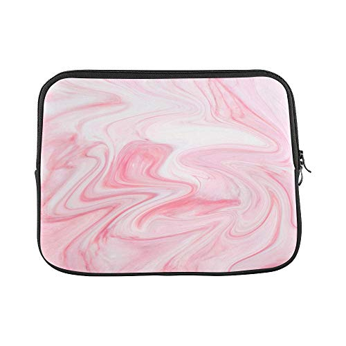 (Design Custom Crimson Beauty Makeup Colorful Fashion Sleeve Soft Laptop Case Bag Pouch Skin for MacBook Air 11