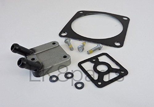 LAND ROVER DISCOVERY 2 RANGE P38 THROTTLE BODY GASKET KIT MGM000010K ERR6623 (Body Gasket Kit)
