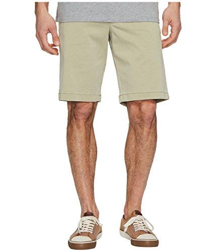 (Tommy Bahama Men's Boracay Flat-Front 10-Inch Shorts, Khaki, 32)