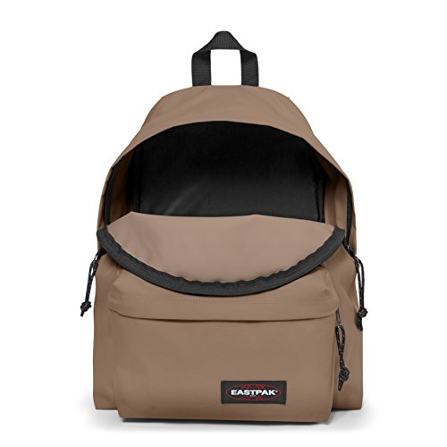 EASTPAK Padded PakR Rucksack, 40 cm Optical Grün Cream Beige