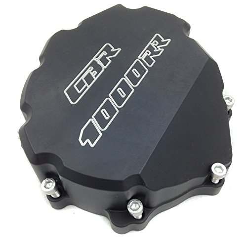 Motorbike Engine Stator Cover For Honda Cbr1000Rr 2008 2009 2010 Black Left by XKMT-MOTORPARTS (Image #3)
