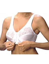 Silverts Disabled Elderly Needs Glamorise Front Closing Arthritic Full Support Bra
