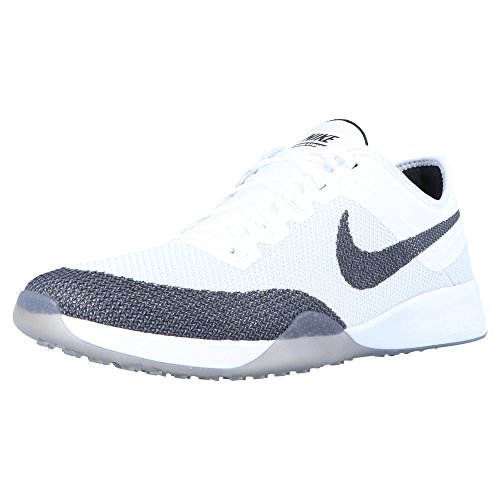 black Fitness white Nike De Zoom Wmns Chaussures Femme Tr Air Blanc Dynamic 100 Noir WWgw7x