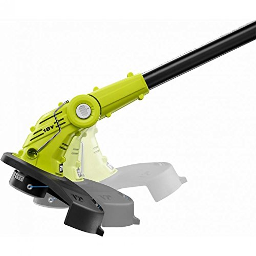 Ryobi P2052 ONE+ 18-Volt Cordless String Trimmer/Edger - Battery and Charger Not Included