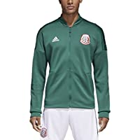 Adidas Men's Soccer Mexico Z.N.E. Jacket (Green)