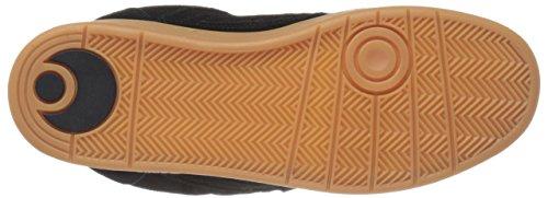 Herren Protocol Schwarz Gummi SLK Osiris Skateschuh Pw6p0xqd6