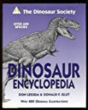 Dinosaur Society Dinosaur Encyclopedia, Don Lesem, 0679417702
