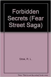 fear street saga pdf download