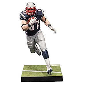 McFarlane Toys NFL Series 36 Rob Gronkowski New England Patriots Action Figure