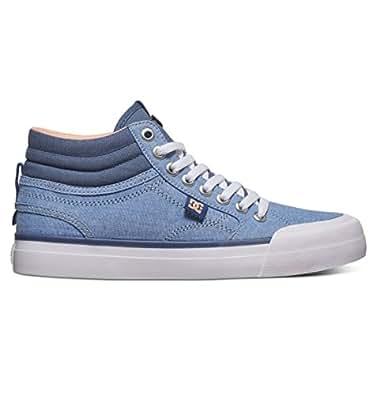 DC Shoes Evan Hi TX SE - Zapatillas Altas para Mujer ADJS300164: DC Shoes: Amazon.es: Zapatos y complementos