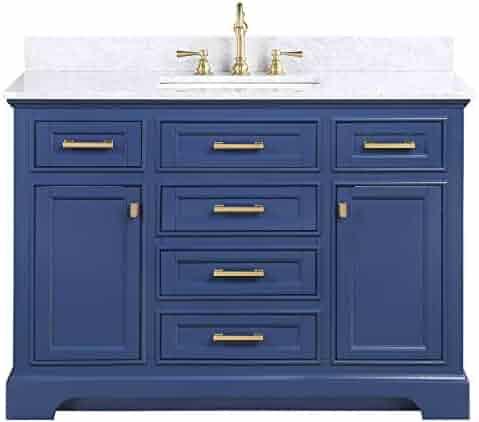 Luca Kitchen & Bath LC48OBW Savanna 48