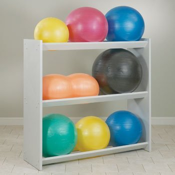 CLINTON EXERCISE BALLS AND ACCESSORIES 3 level ball rac Item# 8009