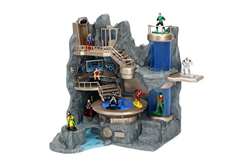 Batman Nano Metalfigs Batcave Nano Scene Environment