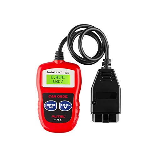 Autel Code Reader Autolink AL301 OBD2 Scan Tool Car Diagnostic Tool by Autel