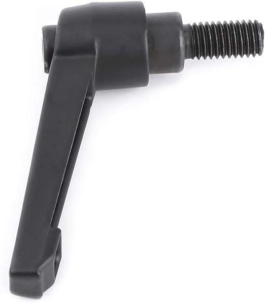 M8 16-60mm Clamping Lever Machinery Handles Locking Male Thread Knob Hex Scr~GQ