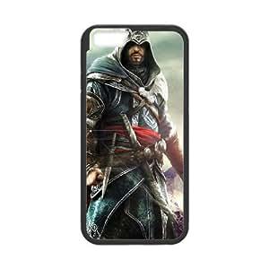 Assassin 010 funda iPhone 6 4.7 Inch caja funda del teléfono celular del teléfono celular negro cubierta de la caja funda EOKXLKNBC09062