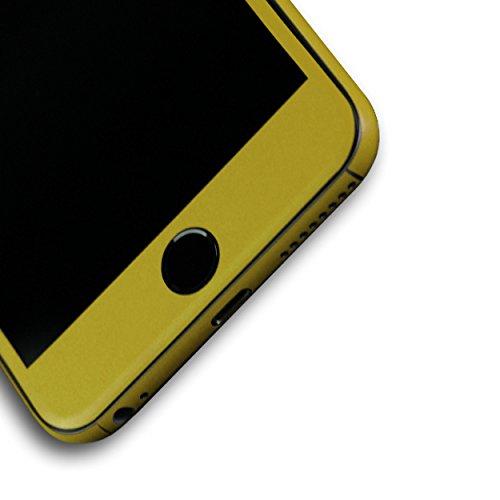 appskins anteriore iPhone 6S Plus color Edition Giallo