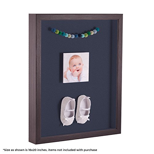 ArtToFrames 24 x 36 Inch Shadow Box Picture Frame, with a Me