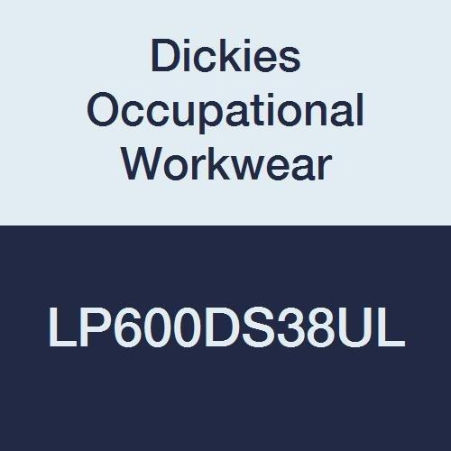 Dickies Workwear lp600ds38ul Ocupacional LP600Industrial Relaxed Fit Pernera Recta Pantalones de Carga, 99,1cm Unfinished...