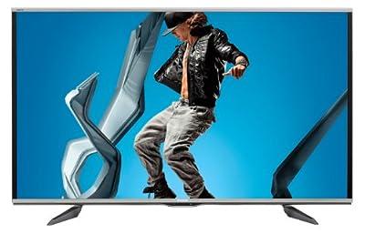 Sharp LC-60UQ17U 60-inch Aquos Q+ 1080p 240Hz 3D Smart LED TV