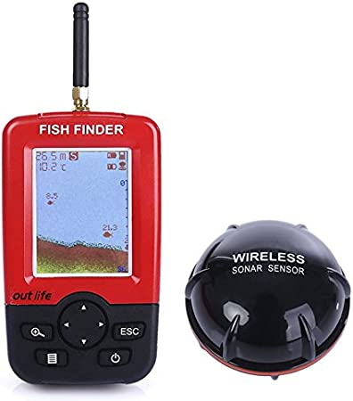 Moligh doll Buscador de pez de Profundidad portatil ...