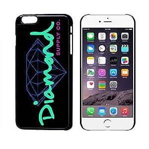Diamond Supply Co. 21 Turquoise iPhone 6 + Plus Case