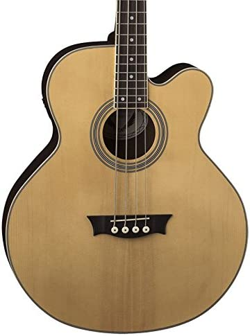 Dean Exotica Supreme Cutaway Acoustic-Electric Bass