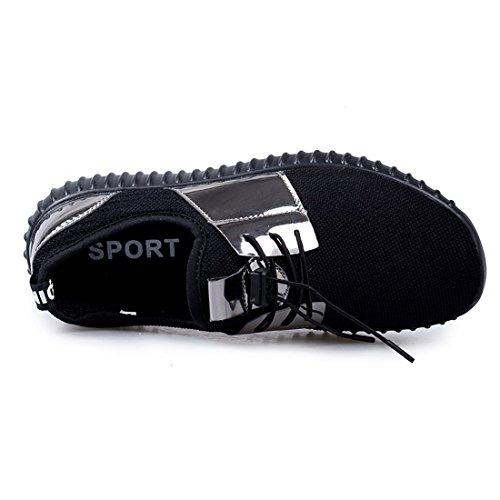 running Greaten Chaussures Noir de pour Chaussures Greaten homme 4ZngIgf