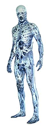 Morphsuits Arachnamania Morphsuit Monster Costume - Size Medium - 5'-5'4 (150cm-162cm)