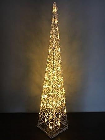 Led Pyramide Weihnachten Warmweiss Fenster Deko Fur Weihnachten