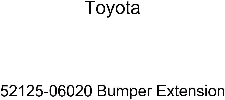 Genuine Toyota 52125-06020 Bumper Extension
