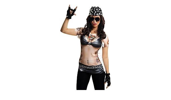 Yijja Fast Fun - Hellgirl, camiseta de manga corta para adultos, talla L (Charm Kingdom YJ00026): Amazon.es: Juguetes y juegos