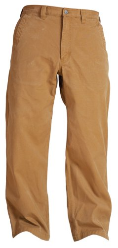 Mountain Khakis Men's Original Mountain Pant Relaxed Fit, Ranch, 32x32