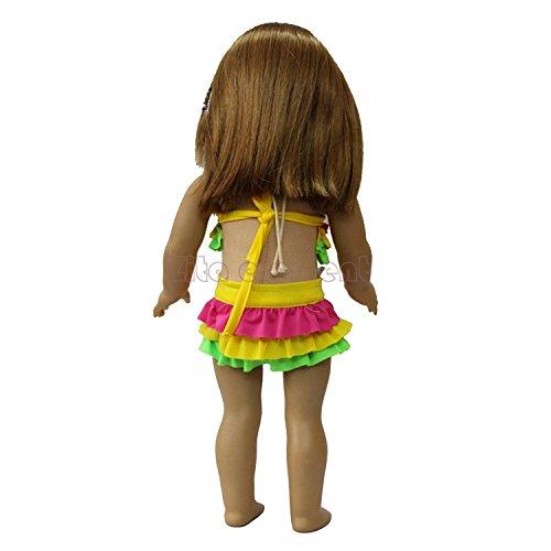 a7c6bff1b5d9 outlet ZITA ELEMENT Bañador Bikini Outfit de Hawaii Style para ...