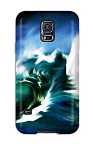 High Quality Shock Absorbing Case For Galaxy S5-s For Computer